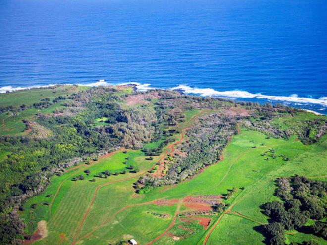 Mảnh đất rộng lớn trên hòn đảo Kauai, Thái Bình Dương thuộc quyền sở hữu của ông chủ Facebook.
