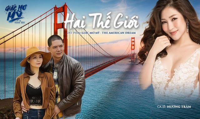 Cảm xúc của ca sĩ Hương Tràm khi thể hiện bài hát, đã đưa khán giả đến với câu chuyện tình đẹp lãng mạn nhưng cũng đầy trắc trở của các nhân vật trong phim.