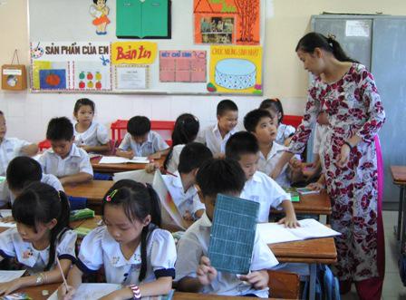 Lương giáo viên thấp nhất so với bảng lương quy định hiện hành