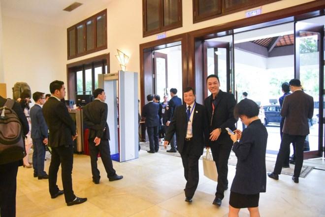 Hội nghị Tổng kết các quan chức cao cấp APEC mở đầu cho các hoạt động Tuần lễ cấp cao APEC 2017