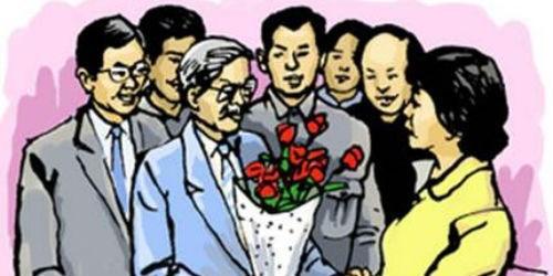 Làm sao để người thầy cảm thấy thật vui và hạnh phúc trong ngày 20/11 (Ảnh minh họa: baophapluat.vn).