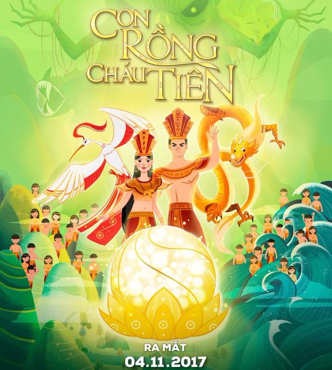 Ra mắt vào ngày 4/11, bộ phim nhanh chóng nhận được sự quan tâm theo dõi từ cộng đồng mạng.