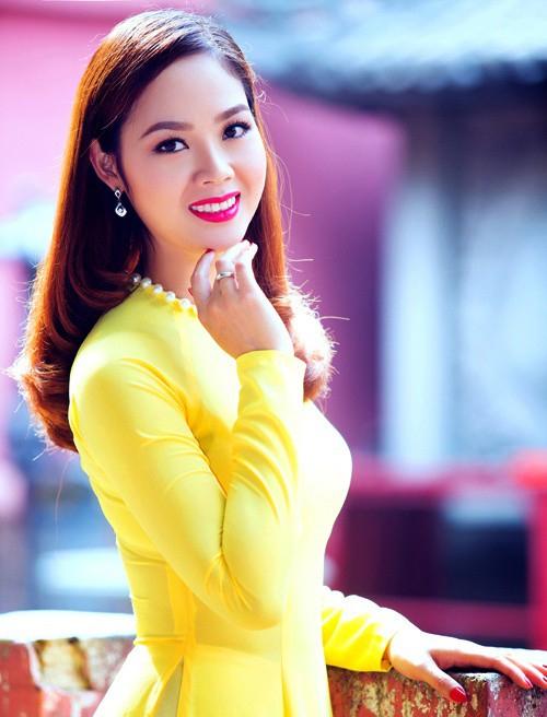 Hoa hậu Mai Phương là đại diện Việt Nam đầu tiên dự Miss Worl.