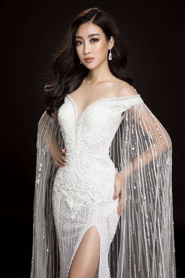 Đỗ Mỹ Linh đã nỗ lực không ngừng trong quá trình tham gia Miss World.