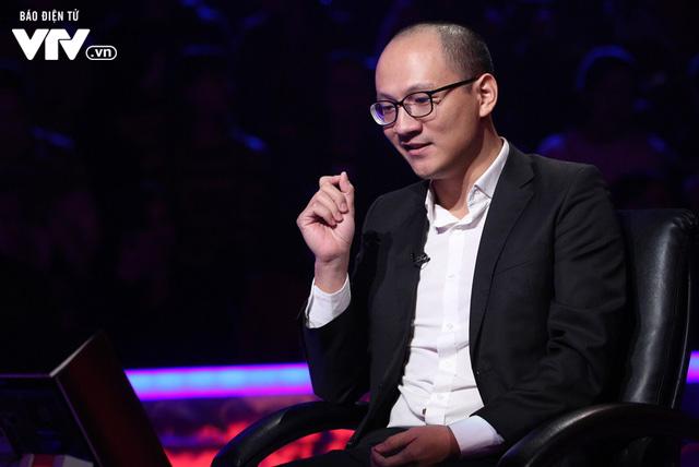 Lối dẫn dắt đậm chất thơ của Phan Đăng được nhiều người yêu thích. Ảnh: VTV.