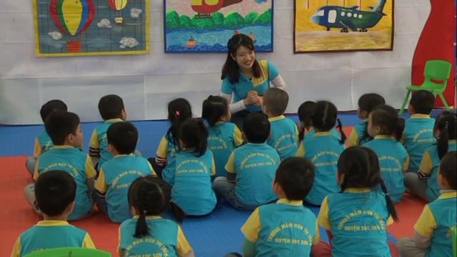 Năm học 2018- 2019, Sở GD&ĐT Hà Nội tiếp tục tuyển sinh trực tuyến vào các trường mầm non, lớp 1, lớp 6. (ảnh: minh họa)