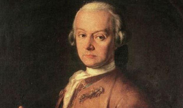 Người cha Leopold Mozart