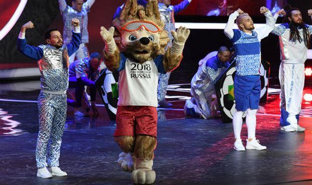 Zabivaka, linh vật World Cup 2018