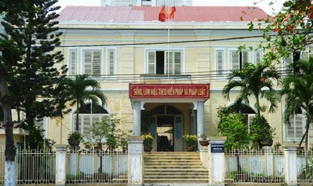 Sở Tư pháp Đà Nẵng.