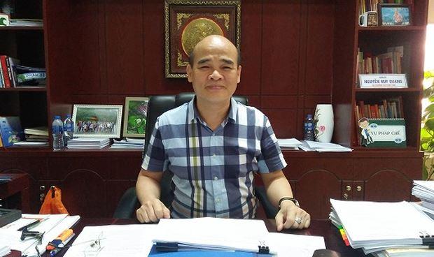 Ông Nguyễn Huy Quang.