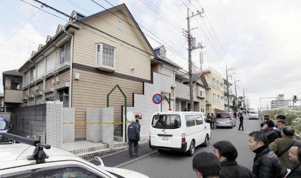 Căn hộ nơi Takahiro Shiraishi giết 9 người.