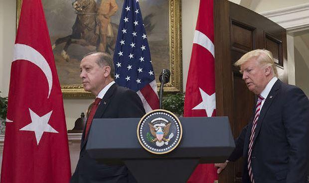 Quan hệ Mỹ và Thổ Nhĩ Kỳ hiện trong tình trạng tồi tệ.