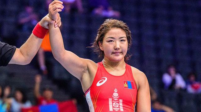 VĐV người Mông Cổ, Orkhon Purevdorj bị tước huy chương vàng.