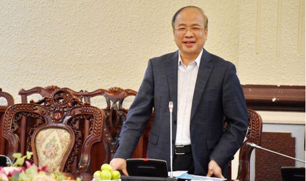 Thứ trưởng Phan Chí Hiếu.