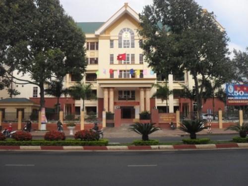 Trụ sở Viện KSND tỉnh Đắk Lắk.