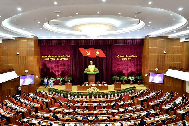 Trung ương xem xét, quyết định việc giới thiệu nhân sự để Quốc hội bầu Chủ tịch nước