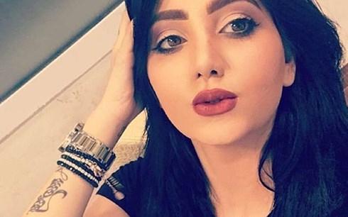 Hoa hậu Baghdad 2015. Ảnh: Instagram.