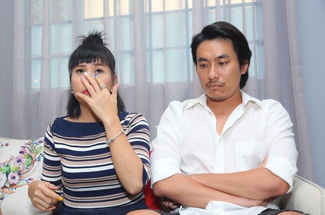 Cát Phượng và Kiều Minh Tuấn xin lỗi khán giả vì những ồn ào trong thời gian vừa qua.