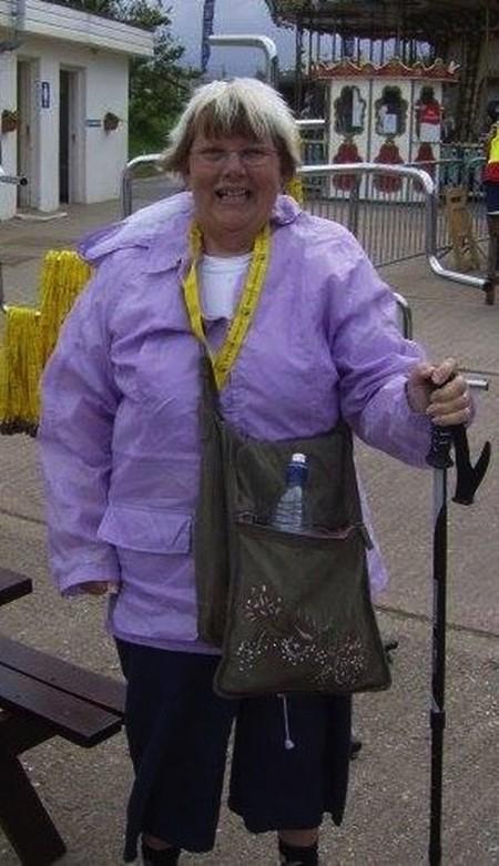 Nhờ nhảy thoát y, bà Marilyn Bersey đã nói lời tạm biệt với thân hình mập mạp