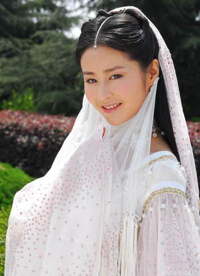 Tạo hình Hương Hương công chúa của Dĩnh Nhi.