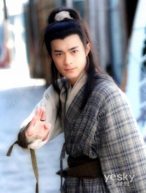 Cổ Thiên Lạc (Thần điêu đại hiệp- 1995): Năm 1995, khi được chọn vào vai Dương Quá, Cổ Thiên Lạc chỉ là một người mẫu ảnh vừa mới
