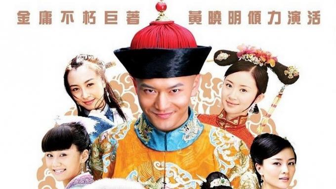 Vi Tiểu Bảo (trong ảnh do Huỳnh Hiểu Minh thể hiện trong bản phim truyền hìnhLộc đỉnh ký2008) được đánh giá là nhân vật thể hiện