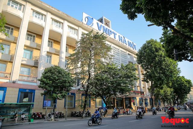 Bưu điện Hà Nội- một phần biểu tượng văn hóa Thủ đô.