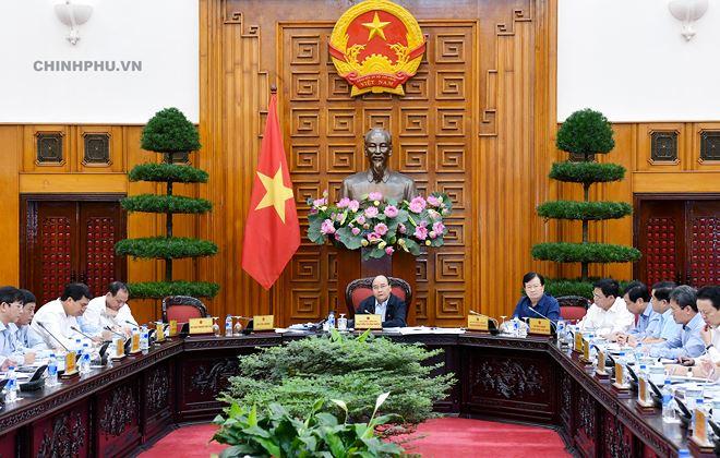 Thủ tướng yêu cầuquán triệt tinh thần bảo vệ tính mạng, tài sản người dân, các di sản văn hóa, giảm thiểu tối đa thiệt hại những khu vực bị ảnh hưởng.
