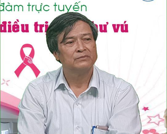 PGS.TS Trần Đình Toán- Viện trưởng viện Dinh Dưỡng lâm sàng.