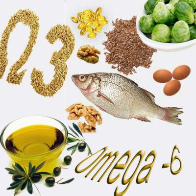 Omega 3 có nhiều trong mỡ và gan cá.