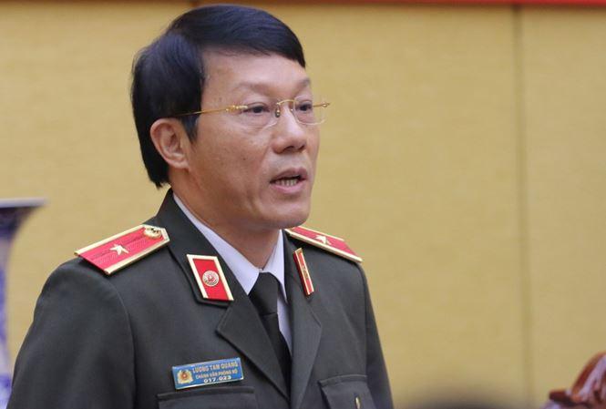 Thiếu tướng Lương Tam Quang (Ảnh IT).