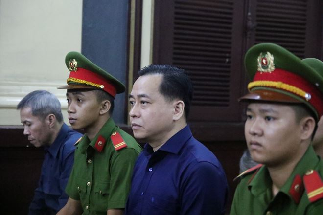 Bị cáoPhan Văn Anh Vũ