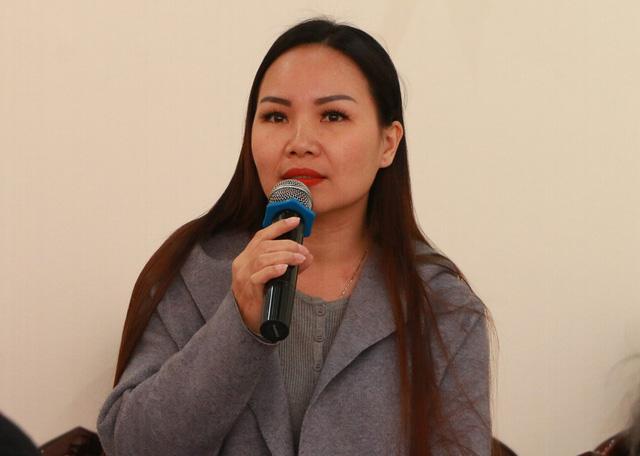 TS Lê Thị Lan Anh - Viện trưởng Viện Phát triển Giáo dục Trí tuệ Việt Nam. (Ảnh: Đ.T).