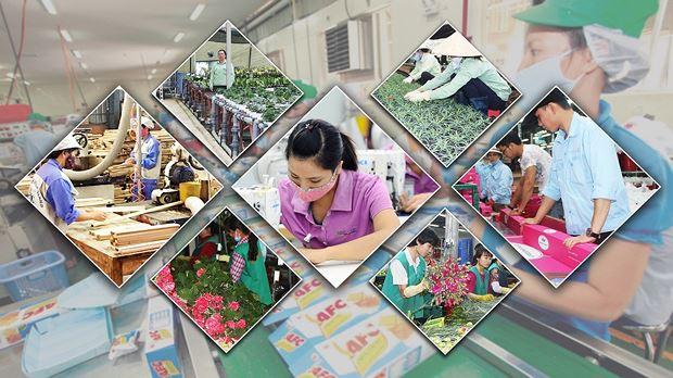 90% DN đánh giá triển vọng kinh tế Việt Nam ổn định và cải thiện trong thời gian tới