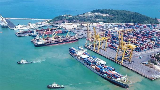 Sau khi đầu tư giai đoạn khởi động, Cảng Liên Chiểu có thể tiếp nhận tàu container sức chở tới 8.000 TEUs