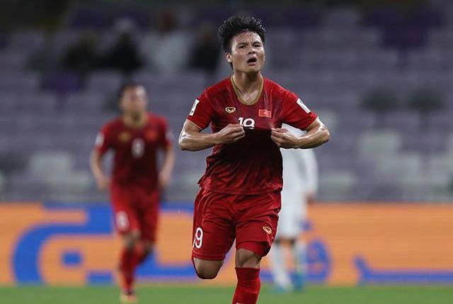 Quang Hải vẫn là ngôi sao lớn nhất thời điểm này của đội tuyển Việt Nam