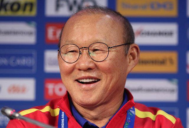 HLV Park Hang Seo thích thú khi đối đầu với Nhật Bản