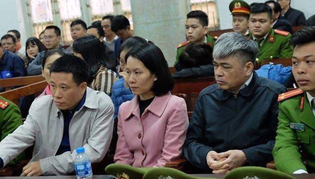 Chủ trương chi lãi ngoài hàng tỉ đồng cho các sếp công ty gửi tiền vào Oceanbank là do Hà Văn Thắm đề ra và 2 thuộc cấp Nguyễn Minh Thu, Nguyễn Xuân Sơn là những người thực hiện.