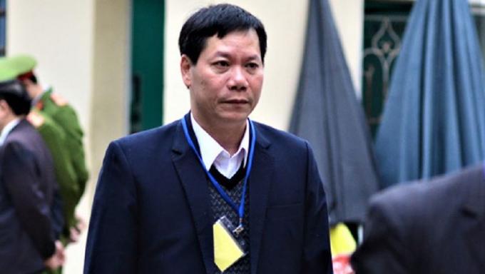 Bị cáo Trương Quý Dương