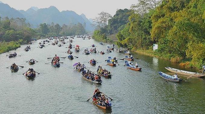 BTC lễ hội Chùa Hương