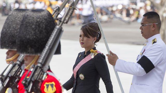 Bà Ubolratana Rajakanya, 67 tuổi, chị gái Nhà vua Thái Lan Maha Vajiralongkorn (Ảnh: EPA)