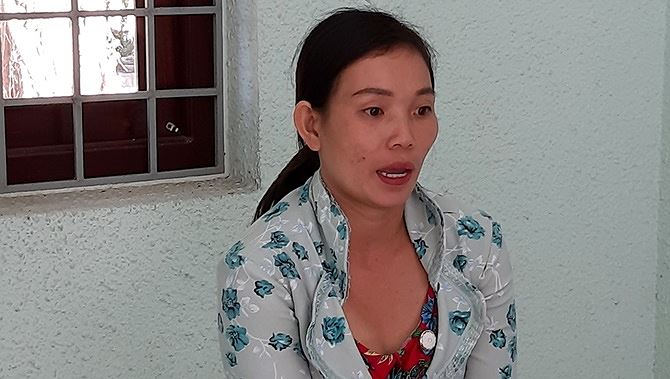 Đối tượng Lâm Thị Kim Thoa