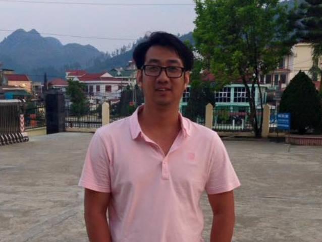 Anh Trần Hữu Phúc, Công ty Cổ phần Tài nguyên Đông Bắc.