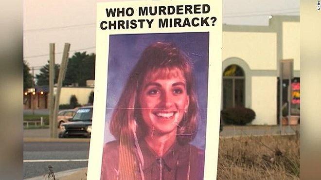 Nạn nhân Christy Mirack