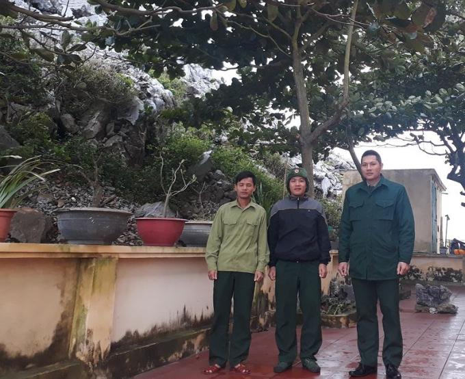 Những người lính nơi ngọn hải đăng cổ nhất Việt Nam