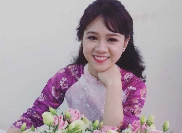 Chị Nguyễn Minh Phương, 23 tuổi, nhân viên nhân sự tại Ngân hàng VP Bank Láng Hạ.