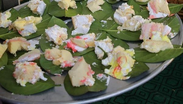 7.000 người ăn chay, dùng lá mít thay đĩa nhựa để bảo vệ môi trường