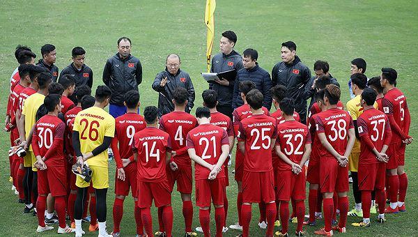 Loại 6 cầu thủ, HLV Park Hang-seo 'chốt' danh sách đội tuyển U23 Việt Nam