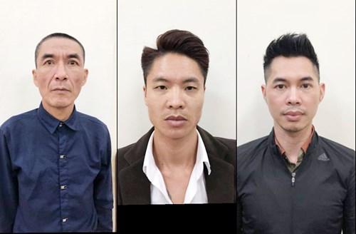 Nhóm đối tượng hành hung phóng viên đã bị khởi tố tội danh