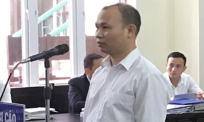 Bị cáo Bùi Mạnh Giáp đề nghị HĐXX cho bị cáo biết bị hại
